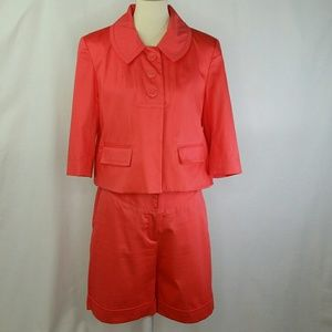 Worthington Size 10 Short - Large Jacket -Suit Set